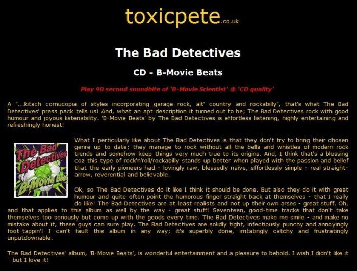 toxic pete