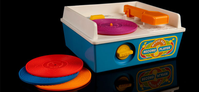Toy-Record-Players